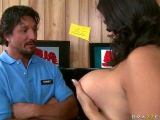 you brunette clip, quality blow job, online latina girl