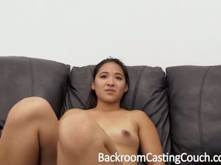 Tiny Asian Cutie Ass Fucked and Creampie