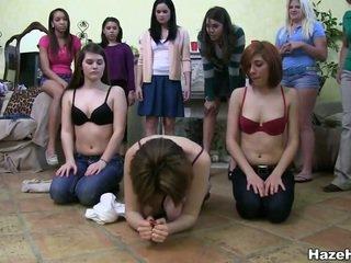 beste brunette actie, een coed film, hq college vid