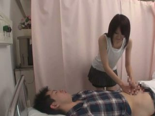 japonia, seksowny, pielęgniarka, najgorętsze