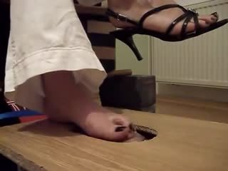 Foot Smother Breath Play