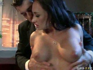 brunette film, mooi deepthroat, nominale film porno