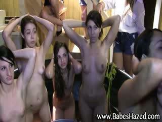 Nipple sucking Lezbo chicks