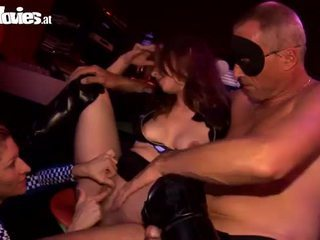 Silke Mausz And Teresa Lynn Play Sex Game Porn Game Erotic Involving Some Old Dude