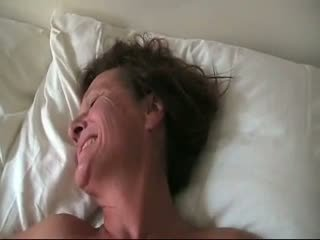 Hairy Granny Likes Young Cock Video