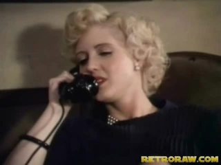 Klassisk telephone porno