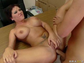 Busty Milf Claire Dames In Unfathomable And Hardcore Fuck