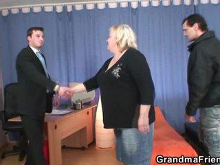 mmf nominal, falas gjyshe, i pjekur