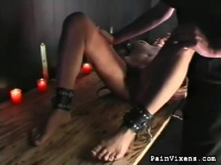 ideal bdsm, bondage, see pain at sex