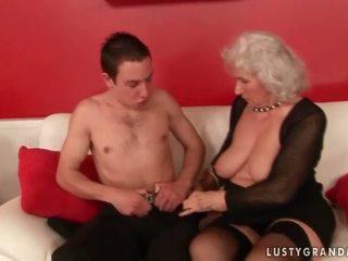Grandmas סקס comilation