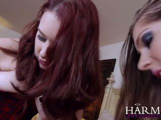 Harmony Vision The Initiation of Ava Dalush lesbian