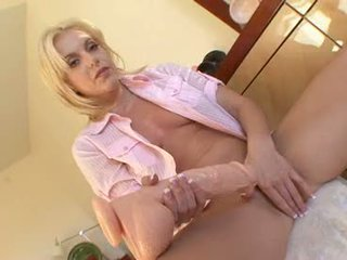 Girl Playing Sex With Big Dildos