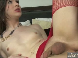 shemale, blowjob, anal