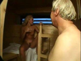 Liebenswert cutie gefickt und facialized im sauna