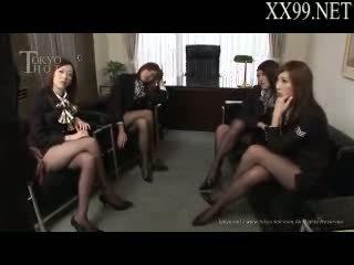 Stewardess Orgy8