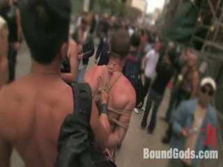 Bound Gods Live: Public Sadomasochism In The Streets Of Sf