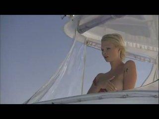 vers blondjes kanaal, heetste boot scène, meest tiener klem