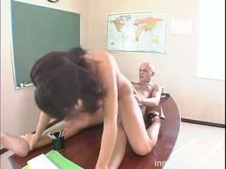 Lusty Youthful Floozy Paulina James Getting Cummed With Her Messy Mouth Open