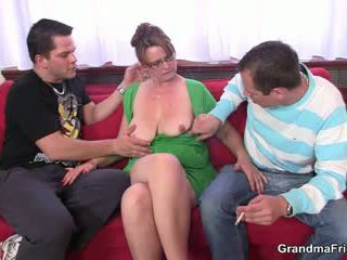 full old rated, rated 3some, grandma all