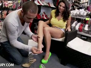 Missy martinez' shoe shop delights