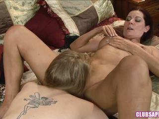 kemaluan wanita, rated pussy menjilat terbaik, lesbian percuma