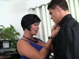 Shay fox sisse minu boss on a cougar
