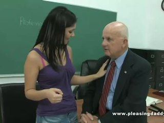see brunette video, college, check fucking