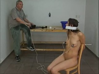 brunette klem, bdsm video-, fetisch klem