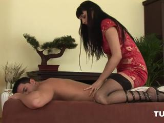 Every massage should end like this