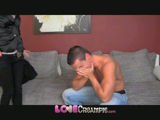 Kjærlighet creampie accidental casting creampie til female agent