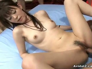 Japanilainen beauty ai himeno receives pounded