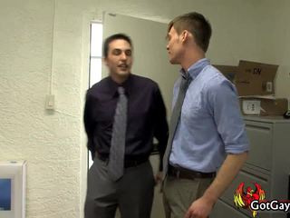 Harrison Acquires Drilled And Sucked At The Office