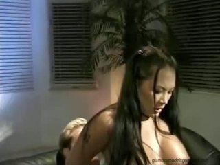 pornohvězdami, hardcore, thai girls