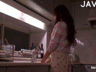brunette, all japanese hq, rated blowjob hottest