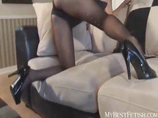 Black Diamond Stockings Fetish