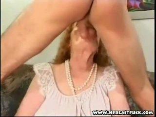 grootmoeder film, plezier oma klem, echt oma sex scène