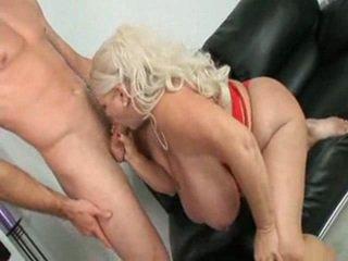 Reif groß brüste anal fick
