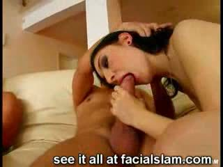 full cock, see saliva hottest, nice blowjob great