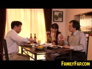 Sexy Asian Fucked By Her Step Brother