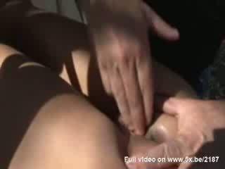 porn, brunette, suck