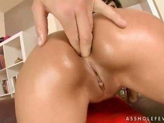 ass fucking, high heels, anal, anal gape