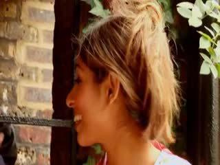 Британка шльондра sahara knite gets трахкав по a bbc