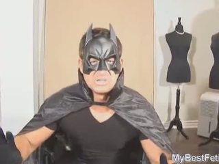 Tickle por superheroine