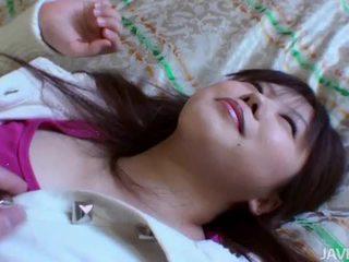 japanse scène, kijken speelgoed, u orgasme seks
