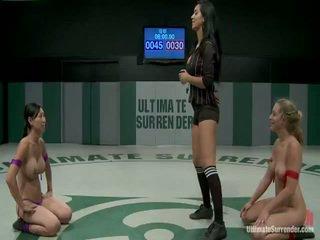 echt femdom, een discipline film, sadisme kanaal