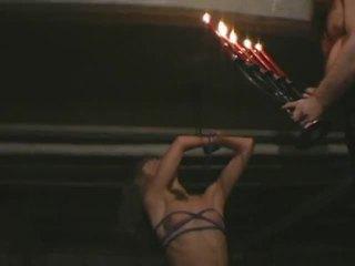 heetste bdsm scène, slavernij porno, echt bdsm porno