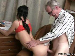 jāšanās, students, hardcore sex, mutisks sekss