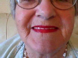 Vecmāmiņa puts par viņai lūpukrāsa tad sucks jauns dzimumloceklis video