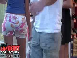 Kuuma tytöt sisään booty helvetin helvetin pants hyvin nopeasti tehty the mies tuntea the hardon sisään hänen pants