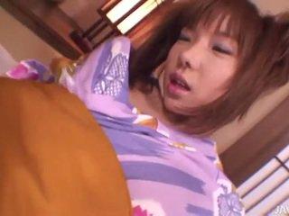 zien jong, online japanse actie, meest reverse cowgirl neuken